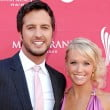 caroline boyer with husband Luke Bryan 7 pic