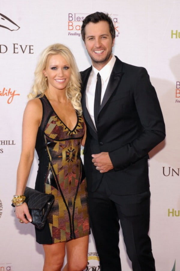 Caroline Boyer Country Music Singer Luke Bryans Wife