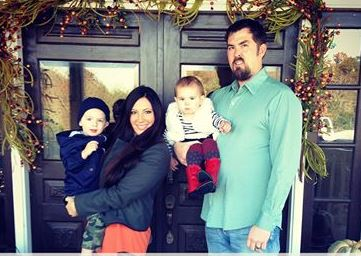 Marcus luttrell and morgan luttrell