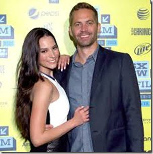 paul walkers dating list