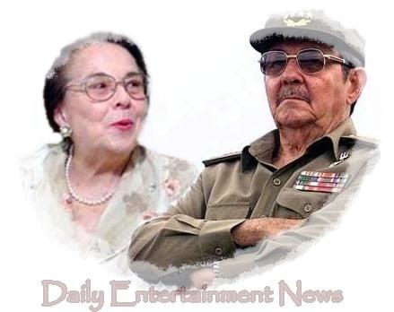 vilma espin de castro cuban president raul castros wife
