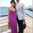 Terrence Howard Makes His Way About Cannes!