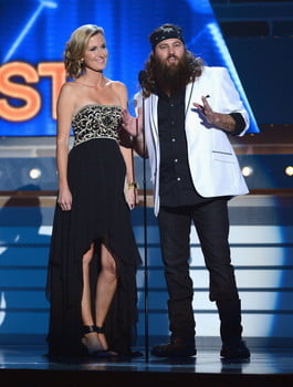 Korie Howard Robertson- Duck Dynasty Star Willie Robertson's Wife