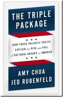 Amy Chua Jed Rubenfeld Triple Package