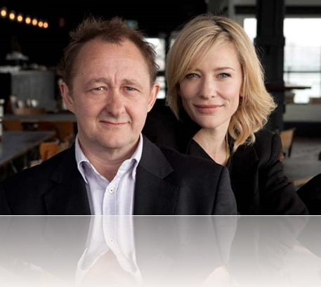 Andrew Upton cate Blanchett husband photo