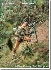 Bob campbell Dian Fossey picture