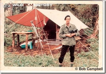 Bob campbell Dian Fossey pictures
