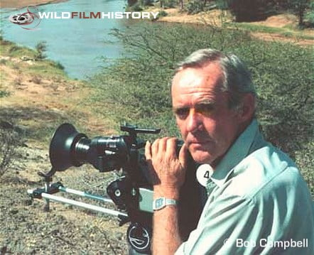 Dian Fossey and Bob Campbell