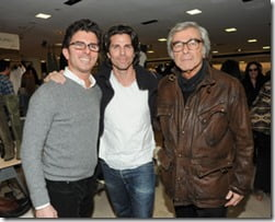 Brad Lauren, Greg Lauren, Jerry Lauren