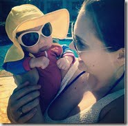Casandra Jean Whitehead daughter Mavi Amell