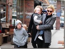 Cate Blanchett husband Andrew Upton pics