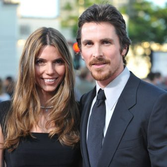 Meet Christian Bale's Wife Sibi Blazic