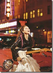 Danielle Ronco modeling photo