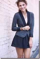 Danielle Ronco modeling pic
