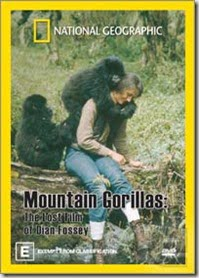Dian Fossey National Geographic