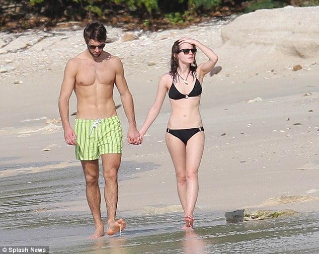Matthew Janney Emma Watson S New Boyfriend Photos