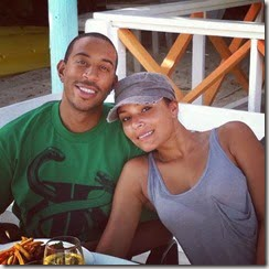 Eudoxie Agnan Ludacris girlfriend pics