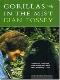 Gorillas in the Mist Dian Fossey pics