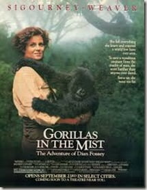 Gorillas in the Mist Dian Fossey