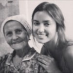 Irina Shayk grandmother Galina Shaykhlislamova pic