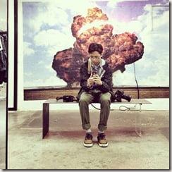 James Lowe Lorde boyfriend-photos