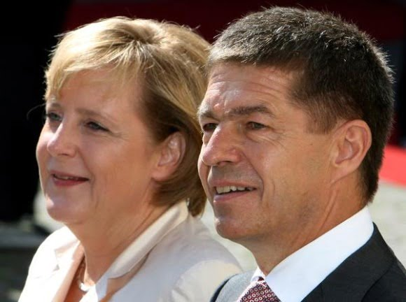 Joachim Sauer- German Chancellor Angela Merkel's Husband