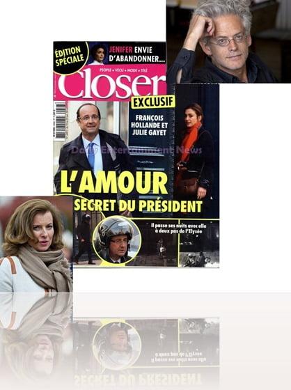 Juliet Gayet Francois Hollande closer magazine-pic