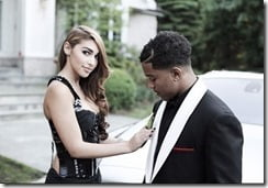 Justin combs chantel jeffries pic