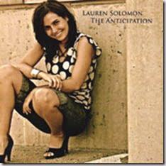 Lauren Solomon music album