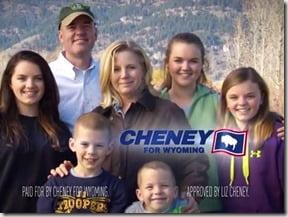 Liz Cheney husband Philip Perry children