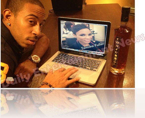 Ludacris baby mama Tamika Fuller