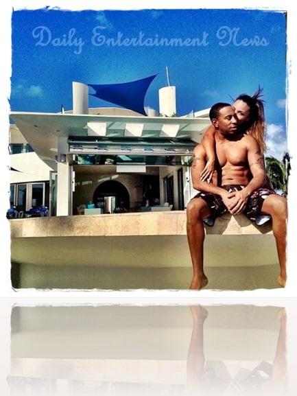 Ludacris girlfriend Eudoxie Agnan