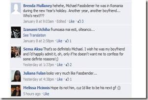 Madalena Ghenea facebook pics