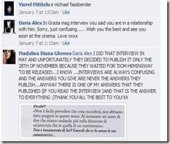 Madalena Ghenea facebook picture