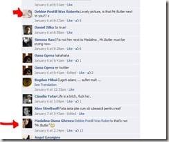 Madalena Ghenea facebook