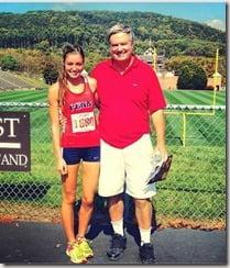 Madison Holleran father