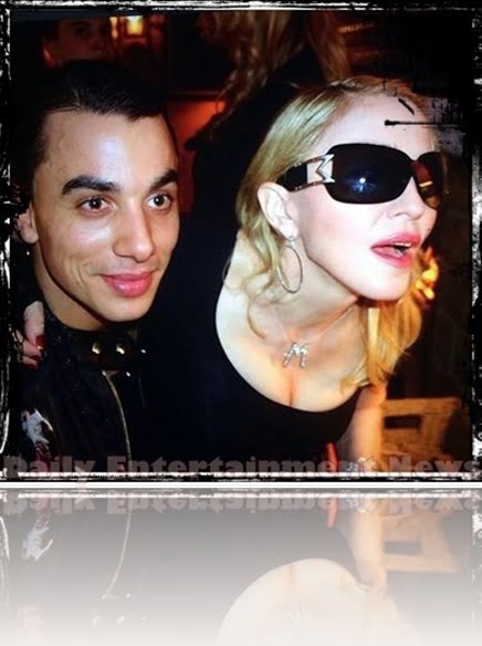 Madonna Boyfriend dancer Timor Steffen