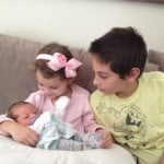 Michael Muhney children pic