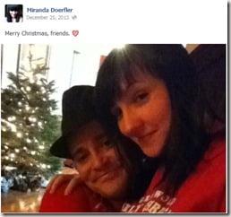 Miranda Doerfler Seth Peterson mistress girlfriend picture