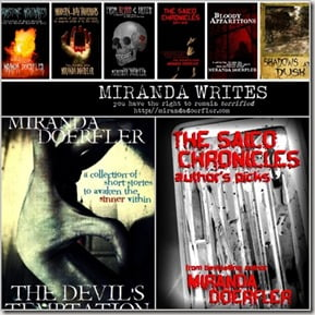 Miranda Doerfler books