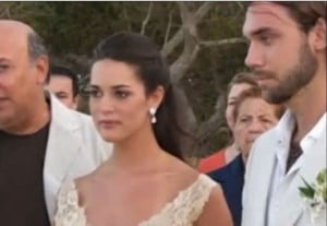 Monica spear mootz Thomas Henry Berry wedding