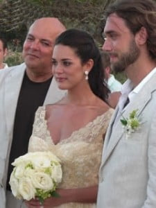 Monica spear mootz Thomas Henry Berry wedding photo