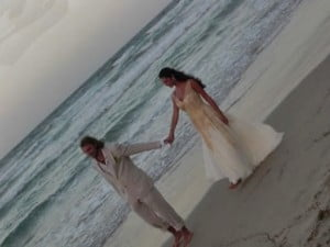 Monica spear mootz Thomas Henry Berry wedding picture