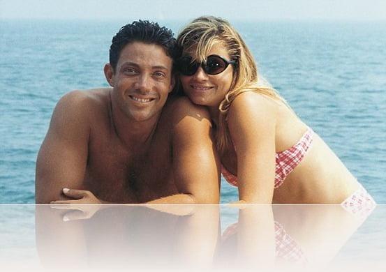 Nadine Caridi Jordan Belfort ex wife pic