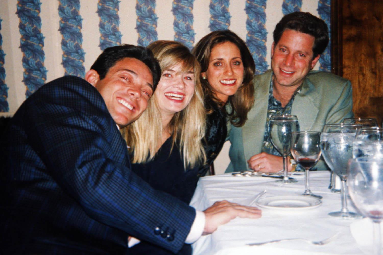 eficacia Ciudad Menda Chaleco  Nadine Caridi Belfort Jordan Belfort's ex-wife