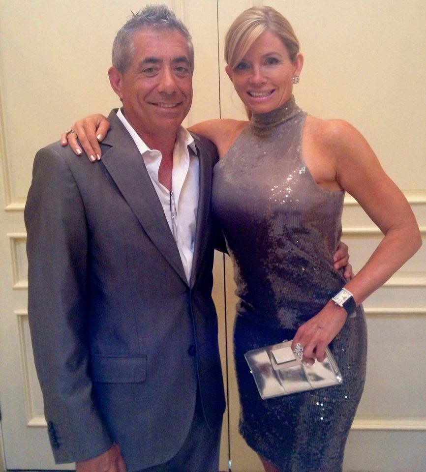 Nadine Caridi Macaluso Jordan Belfort ex wife