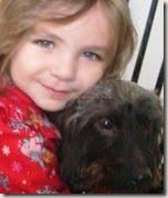 Normandie Farrar Adam Farrar Charity Moore daughter pic