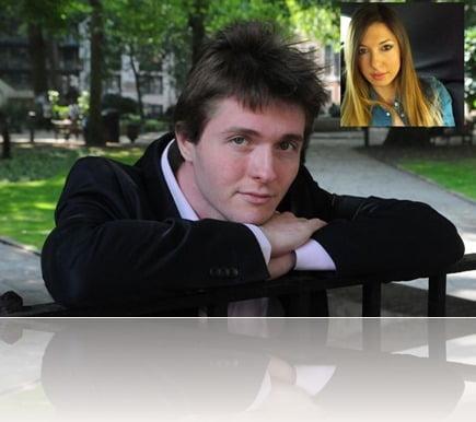 Raffaele-Sollecito-girlfriend Greta Menegaldo