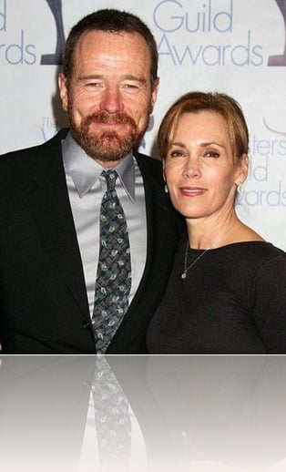 Robin Dearden Bryan Cranston wife