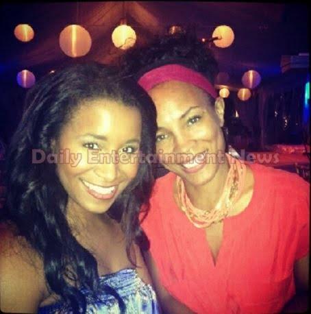 Tamika Fuller Ludacris baby mama picture